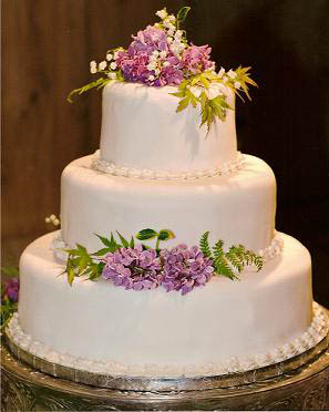 If The Above Describes How We Envision Your Wedding Day, There Is No Doubt  We Will Be Seeing Some Of The Most Elegant Wedding Cakes.