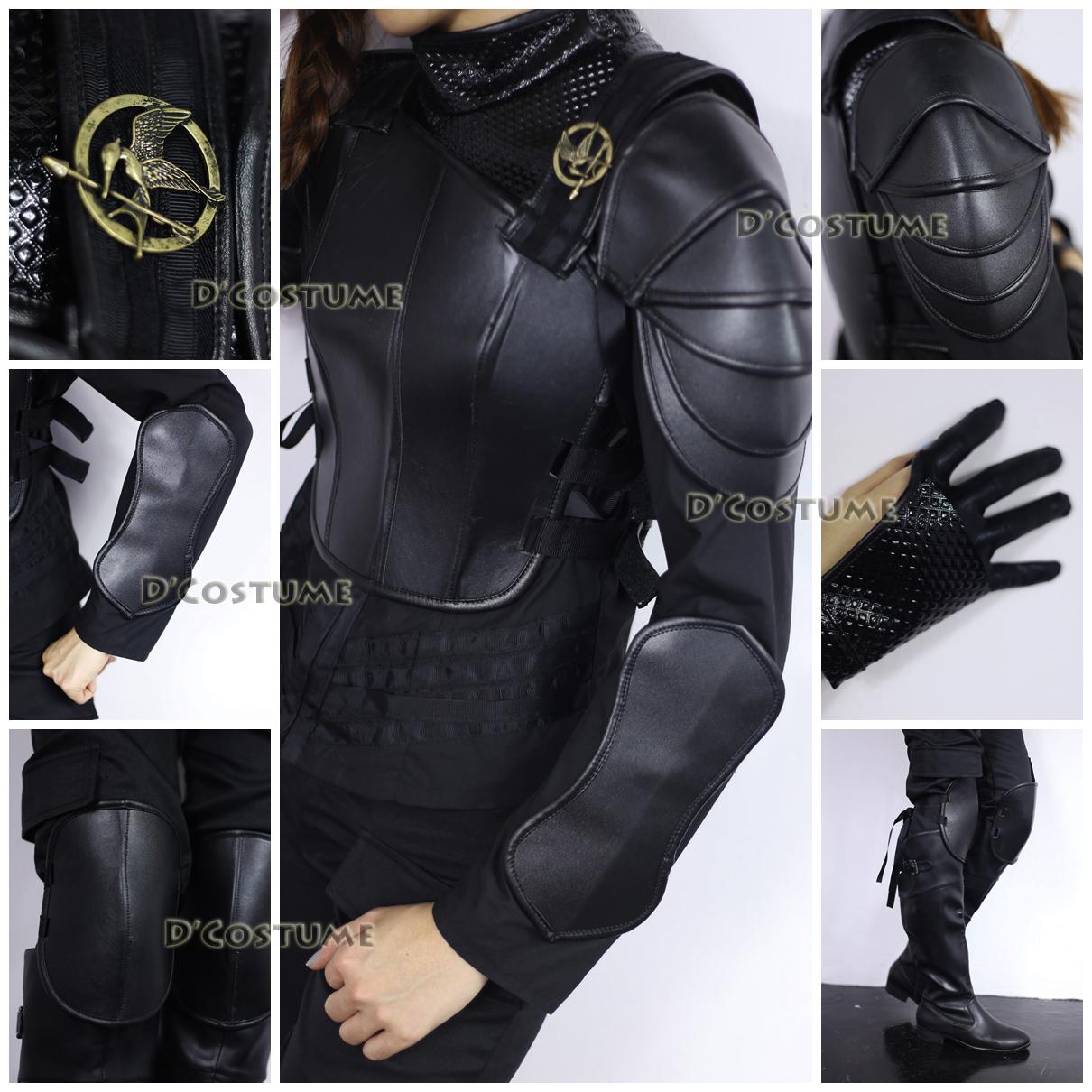Hunger games costumes katniss