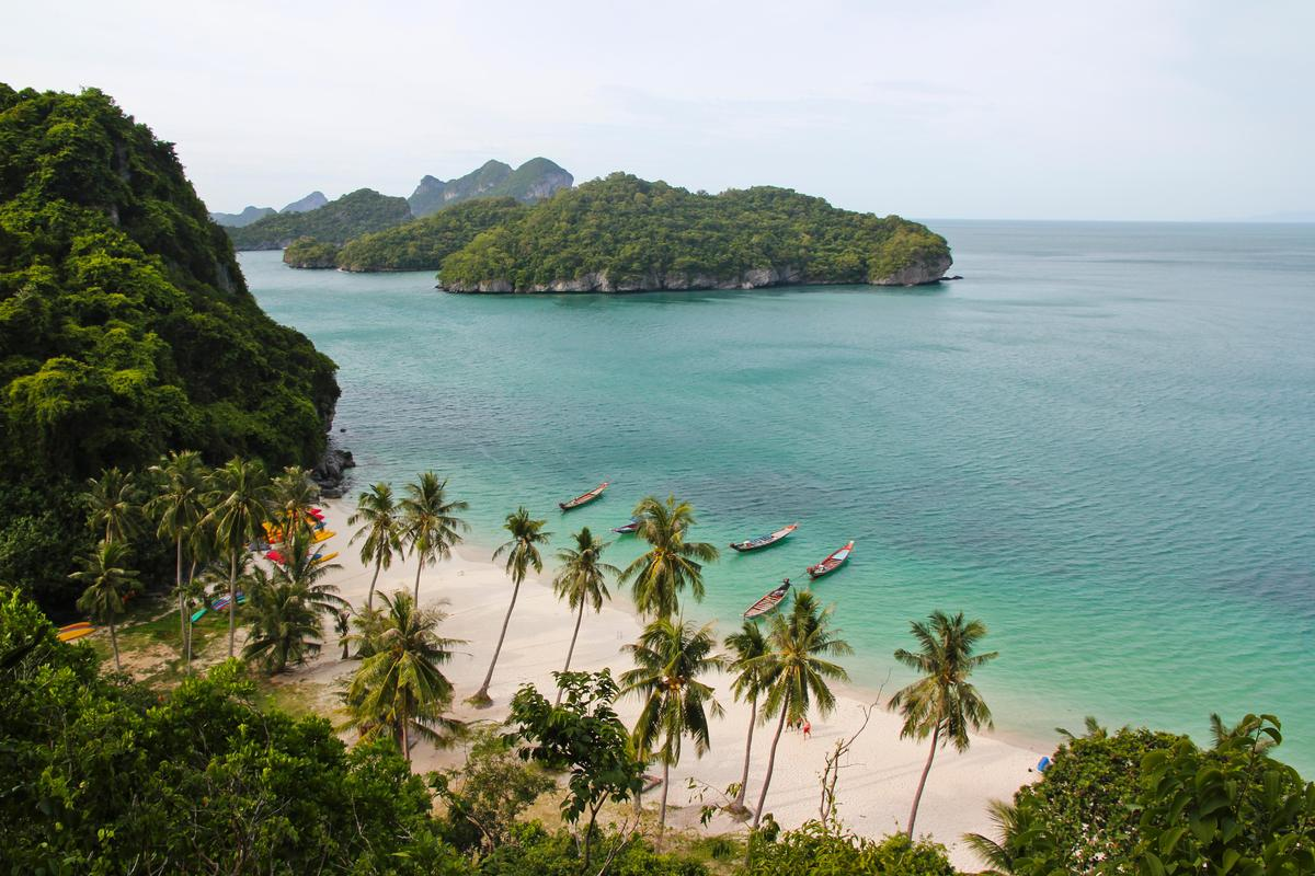 The 10 Best Islands In The World Most Beautiful Places