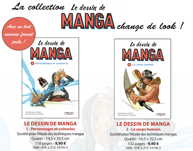 Collection Le dessin de manga
