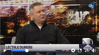 A7 TV: LECȚIILE DURERII 🔴 Invitat: Florin Ianovici