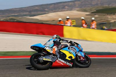 Hasil Lengkap Latihan Bebas 3 Moto2 Aragon, Spanyol 2015