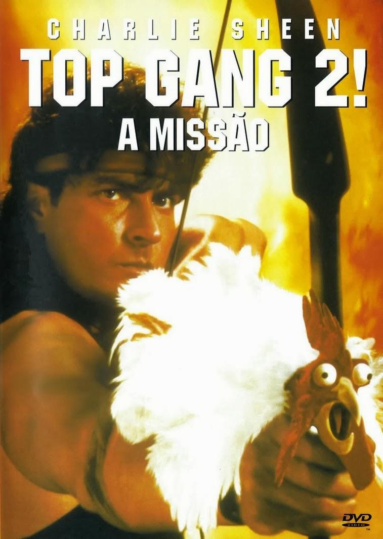 Top Gang 2!: A Missão – Dublado (1993)