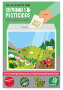 Primavera sin pesticidas