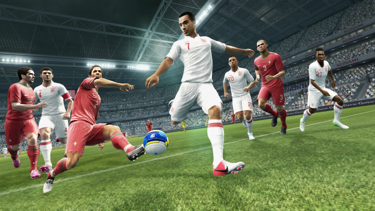 PES 2013 Demo #1 Released!