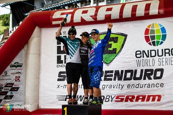 2014 Enduro World Series: La Thuile, Italy - Event Results