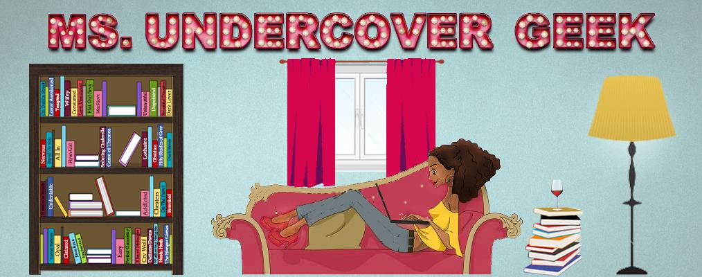 Ms. Undercover Geek