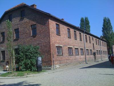 Pabellones de Auschwitz