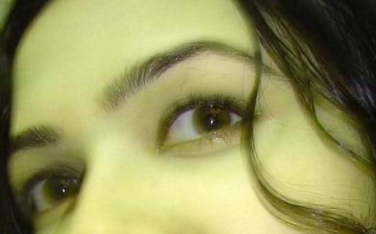 Beautiful And Attractive Girls Eyes