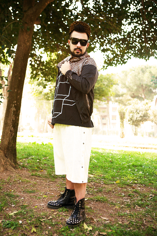 Outfit, Fashion blogger, Sammy Dress, Guy Overboard