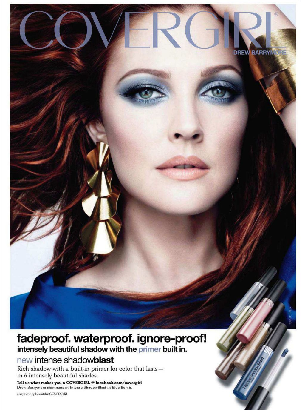 "TRY SAMSURI: ""Fro... Drew Barrymore Makeup"
