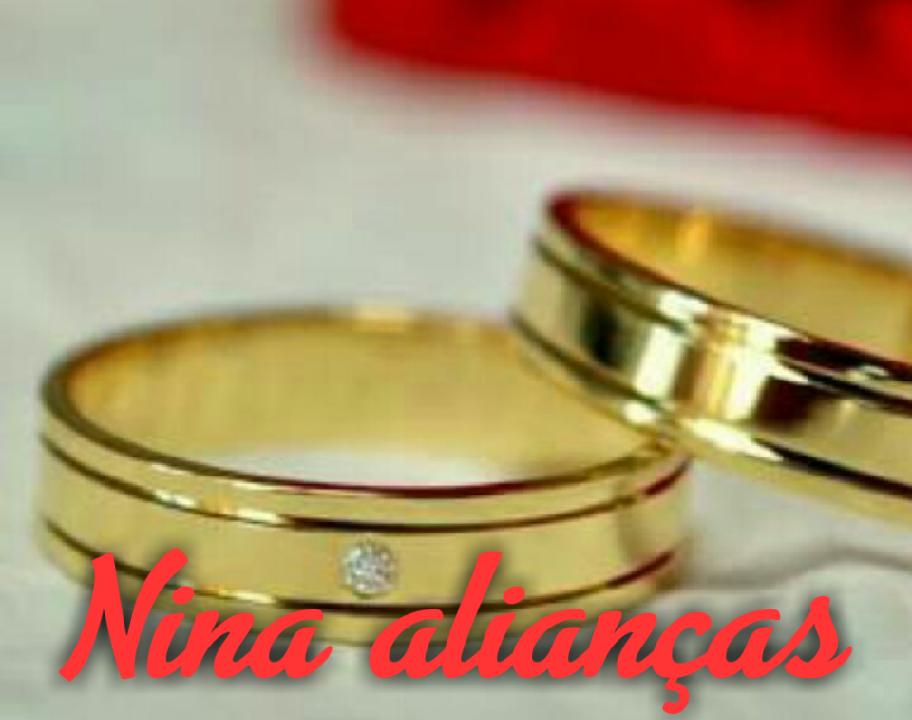 Nina Alianças de Moedas Preços especiais