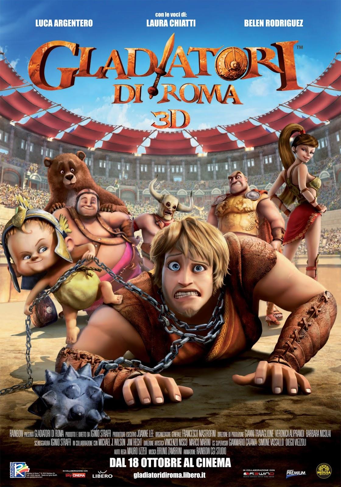 Ver Gladiatori Di Roma (2012) Online