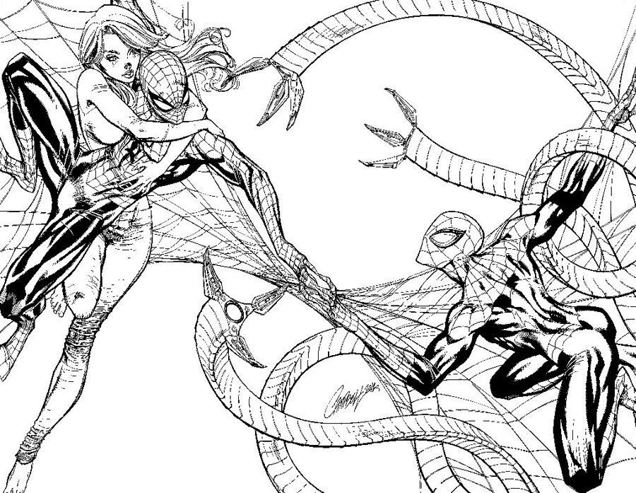 Amazing Spider-Man 698 (Spoiler) - Zona Negativa