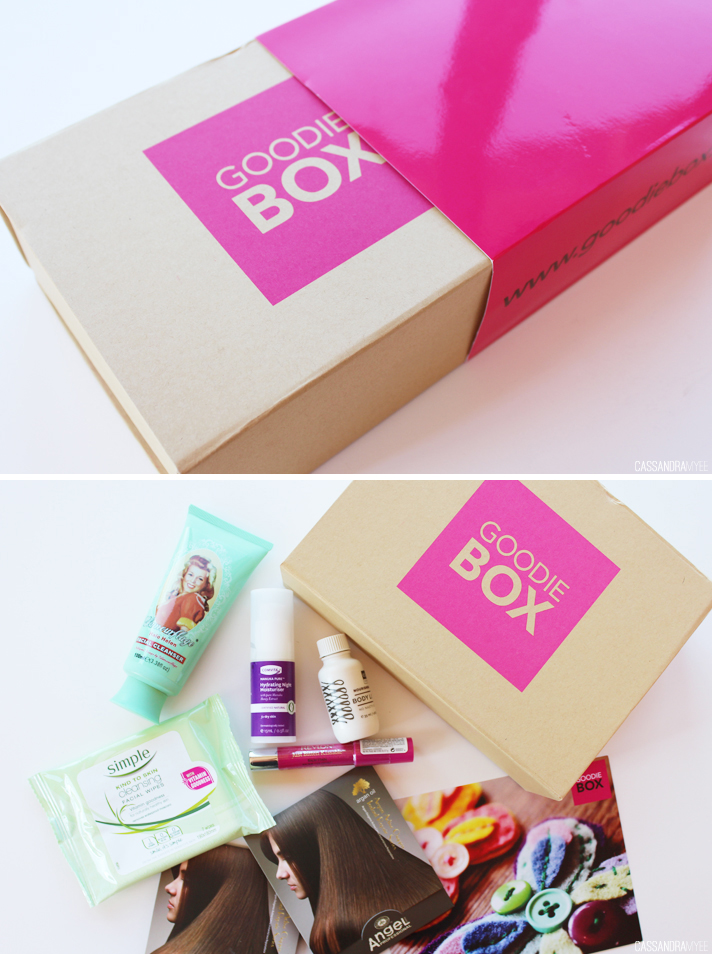 GOODIE BOX // August '14 | End of Month Review - CassandraMyee