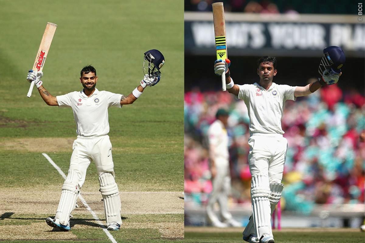 Centurions-Virat-Kohli-KL-Rahul-Australia-v-India-4th-Test-Sydney-2015