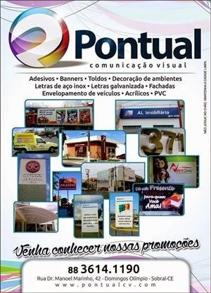 PONTUAL Comunicação Visual