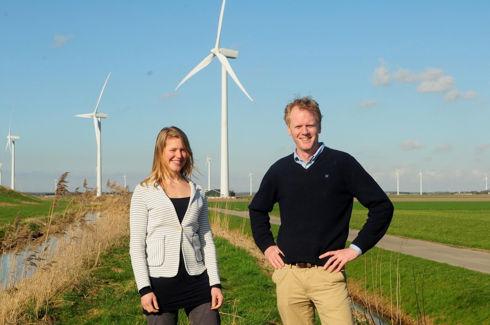 zelf windmolen bouwen