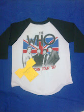 VTG THE WHO 82 (SOLD)