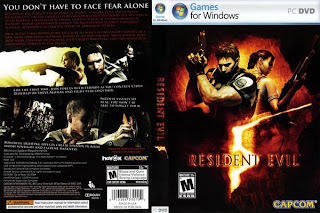 Resident Evil 5 (PC GAME) Torrent Download - Free All Kind Of Games
