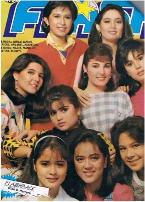 Fashion Pulis Blast From The Past Regal Babies 80s