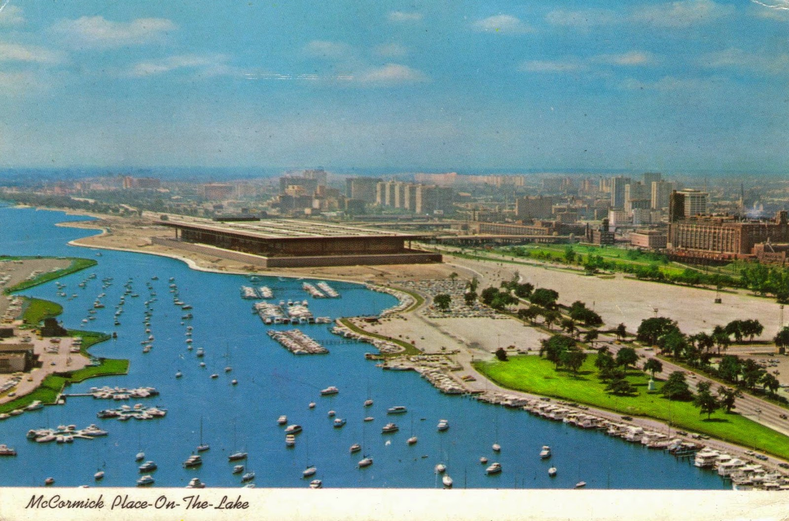 McCormick Place-On-The-Lake, Chicago