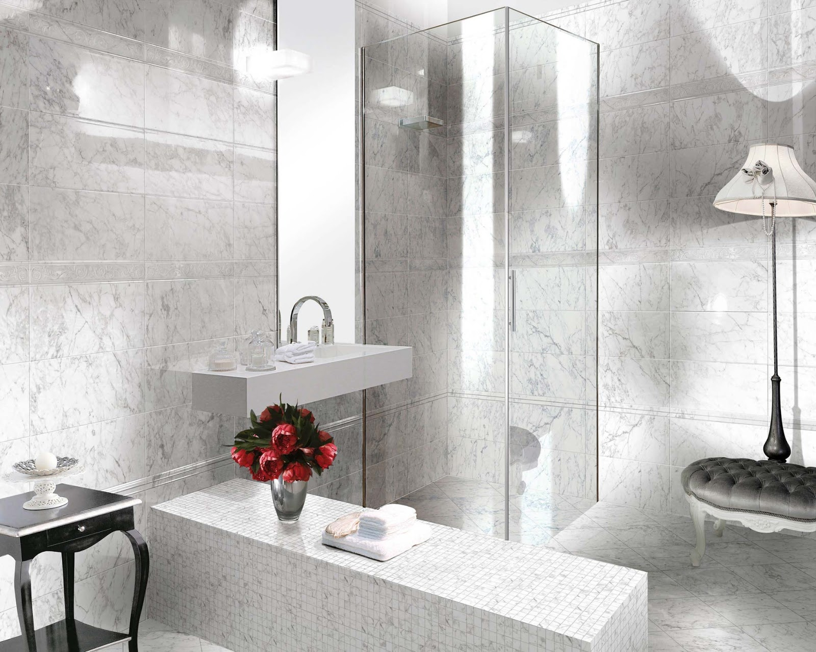Ceramiche Brennero Calacatta Carrara Collection NY NJ CT PA Tile ...