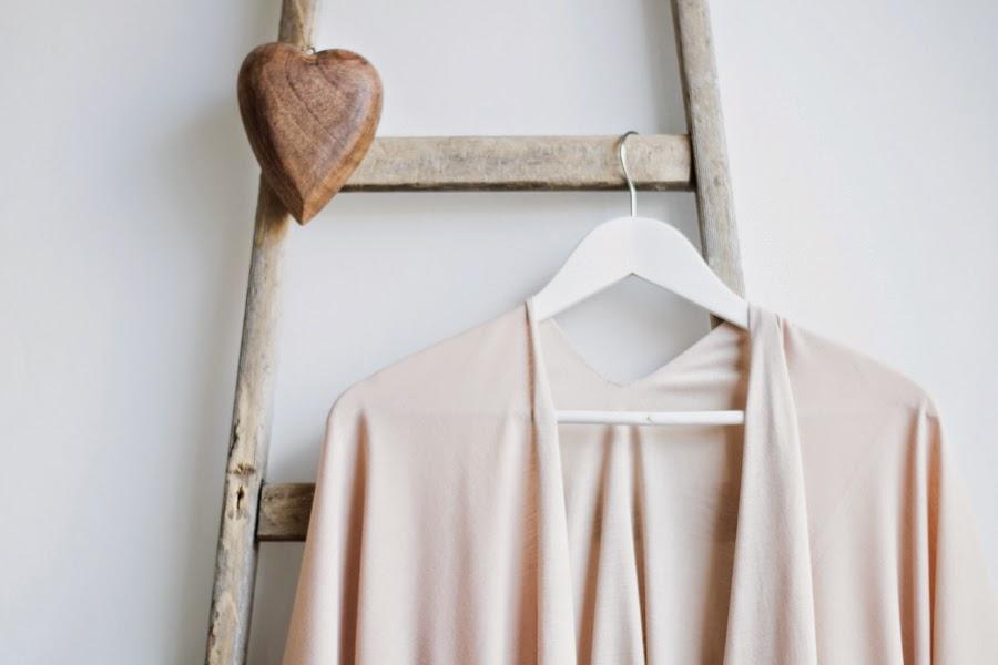 Cómo hacer un kimono fácil DIY