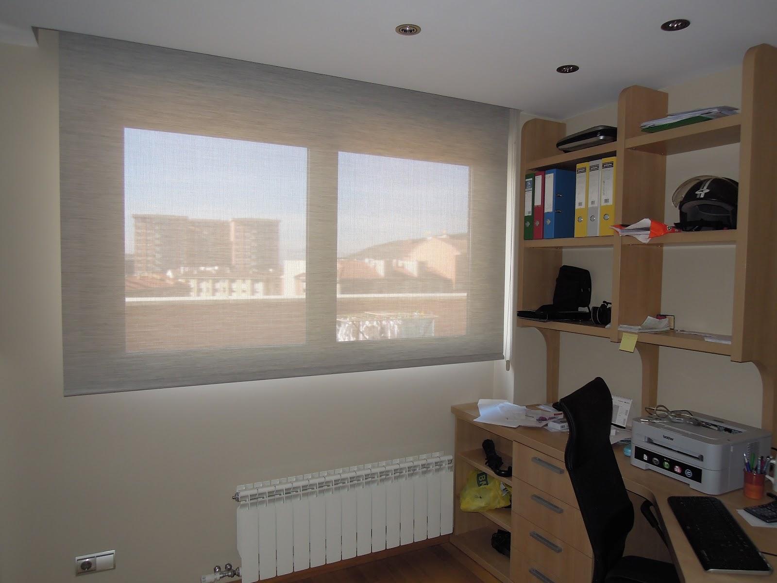 Fotos de cortinas dormitorio juvenil 2012 - Estores para habitaciones ...