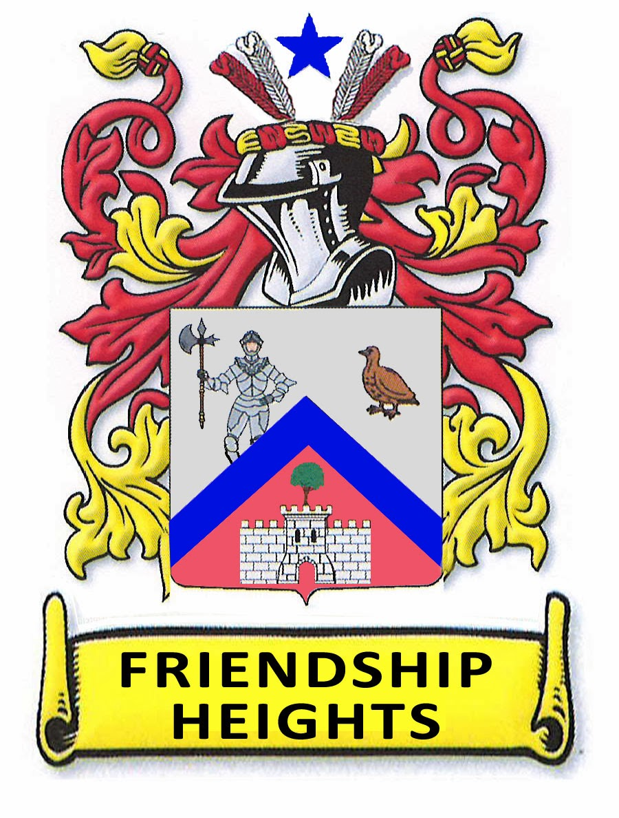 Stories essays detritus a coat of arms for friendship heights here is the proposed coat of arms for the village of friendship heights buycottarizona Gallery