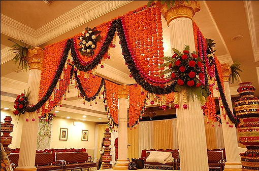 Glamor shine theme for your wedding decorations my wedding african themes for your wedding decorationsindian wedding flower decorationwinter wedding themes junglespirit Gallery