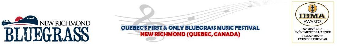 The New Richmond Bluegrass Festival