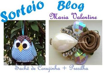 Sorteio - Maria Valentine