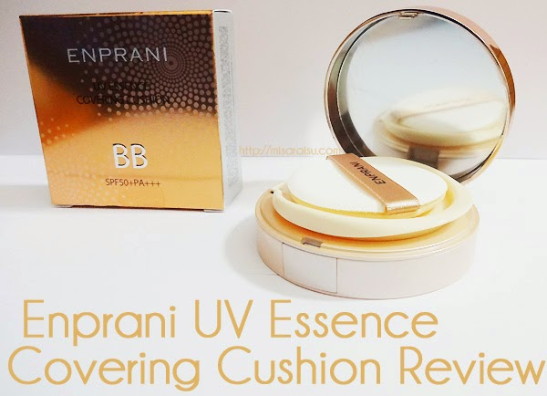 enprani bb covering cushion review
