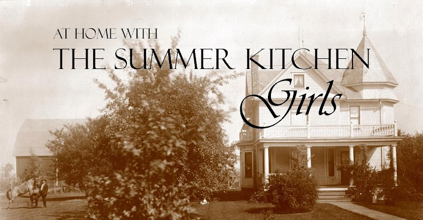 At Home with the Summer Kitchen Girls