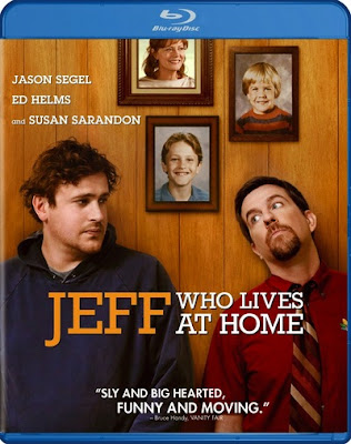 Jeff, Who Lives at Home (2011) 720p BRRip 547MB mkv Dual Audio varios servidores