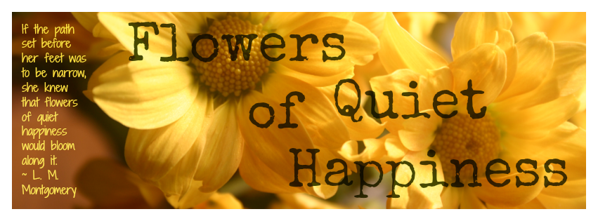 Flowers of Quiet Happiness