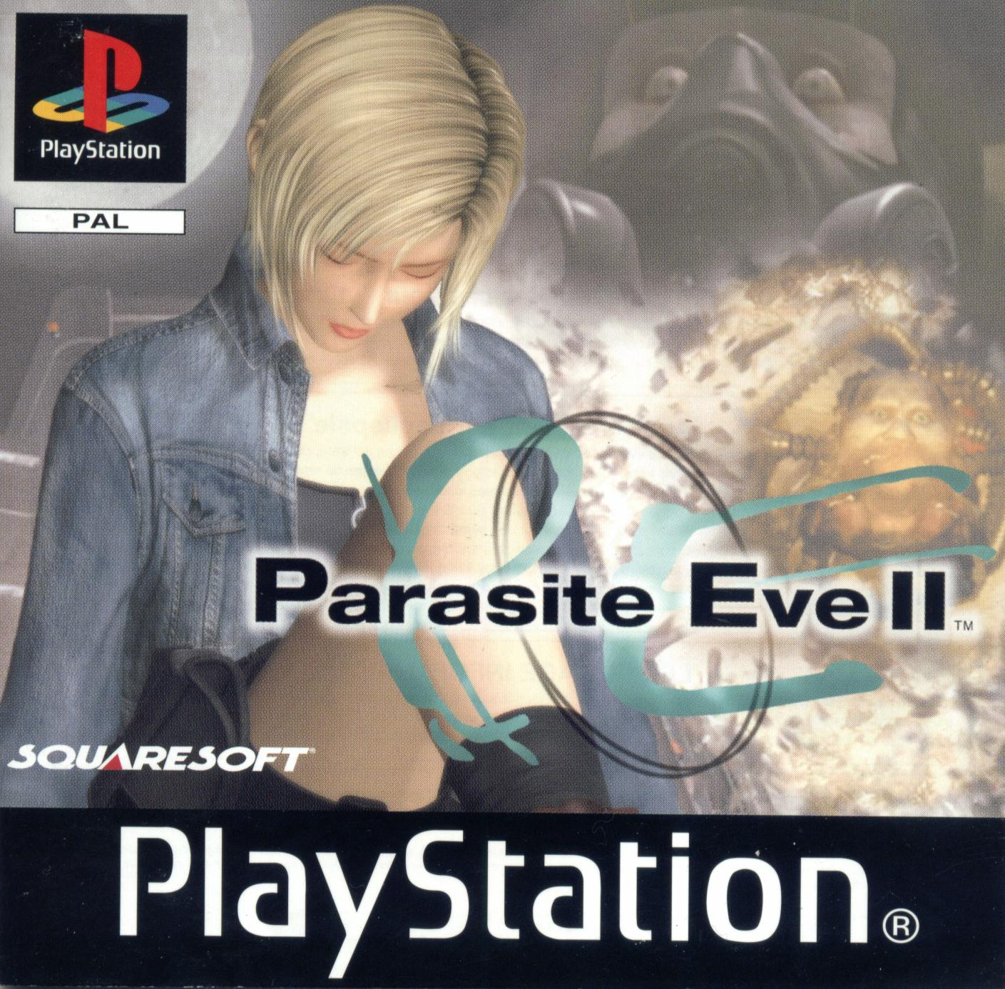 Download Parasite Eve 2 PS1 NTSC ISO