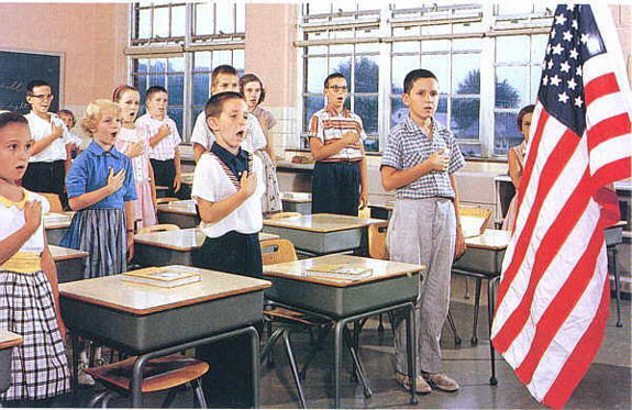 an overview of the childrens education in the public schools in the united states of america The us educational system  make up us higher education in the united states unlike many countries, us higher education institutions are not centrally .