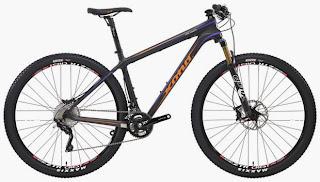 2014 Kona King Kahuna 29er Bike 29
