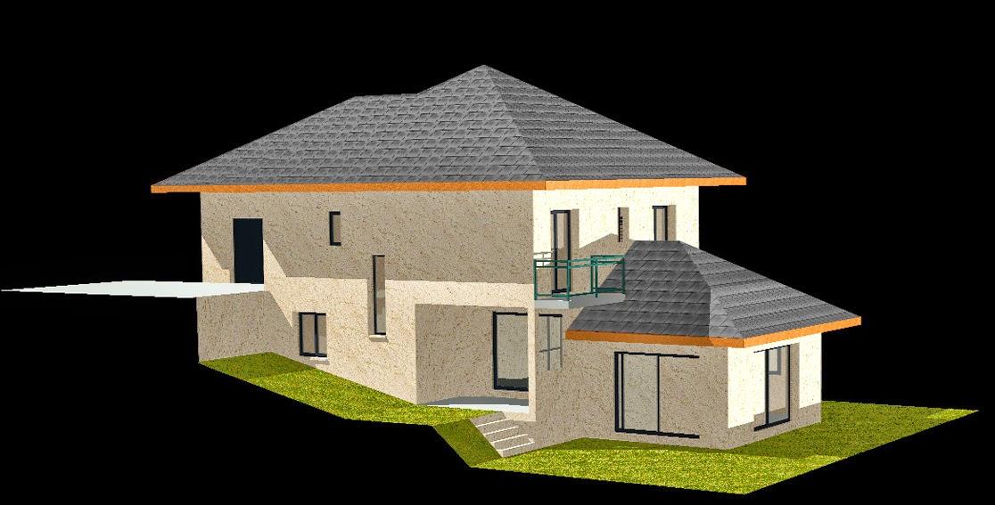 Maison en 3d beautiful maison en 3d with maison en 3d for Architecte 3d apk