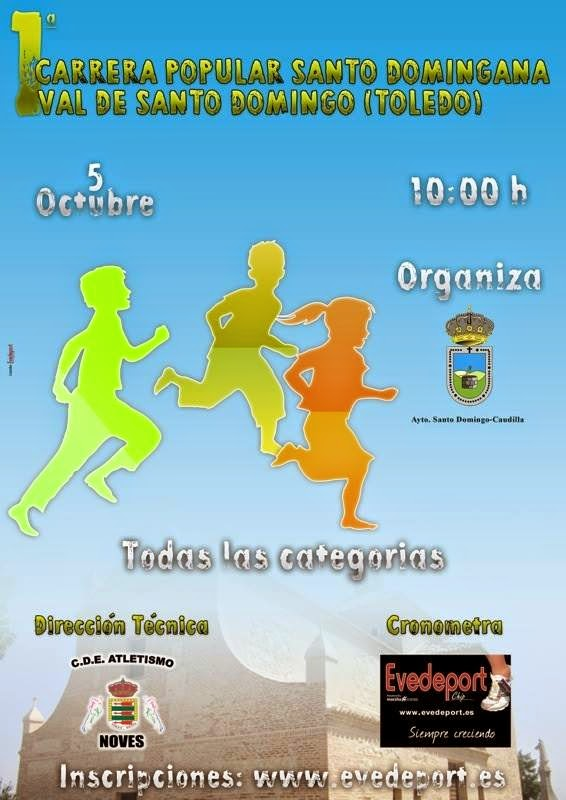 1ª Carrera Popular de Val de Santo Domingo