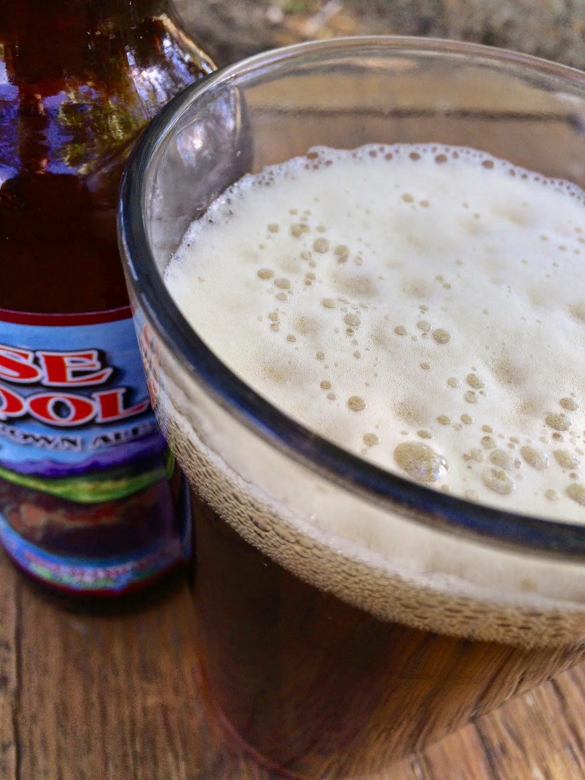 Moose Drool brown ale 2