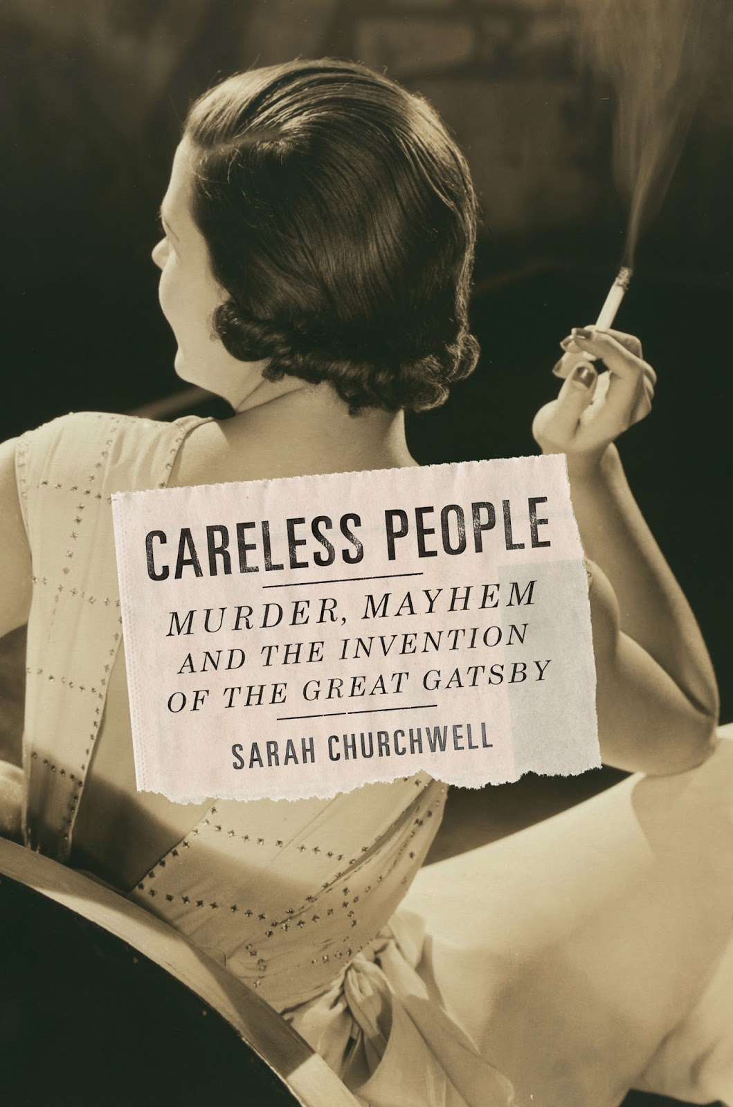 invention of gatsby Careless people: murder, mayhem, and the invention of the great gatsby by sarah churchwell and a great selection of similar used, new and collectible books available now at abebookscom.