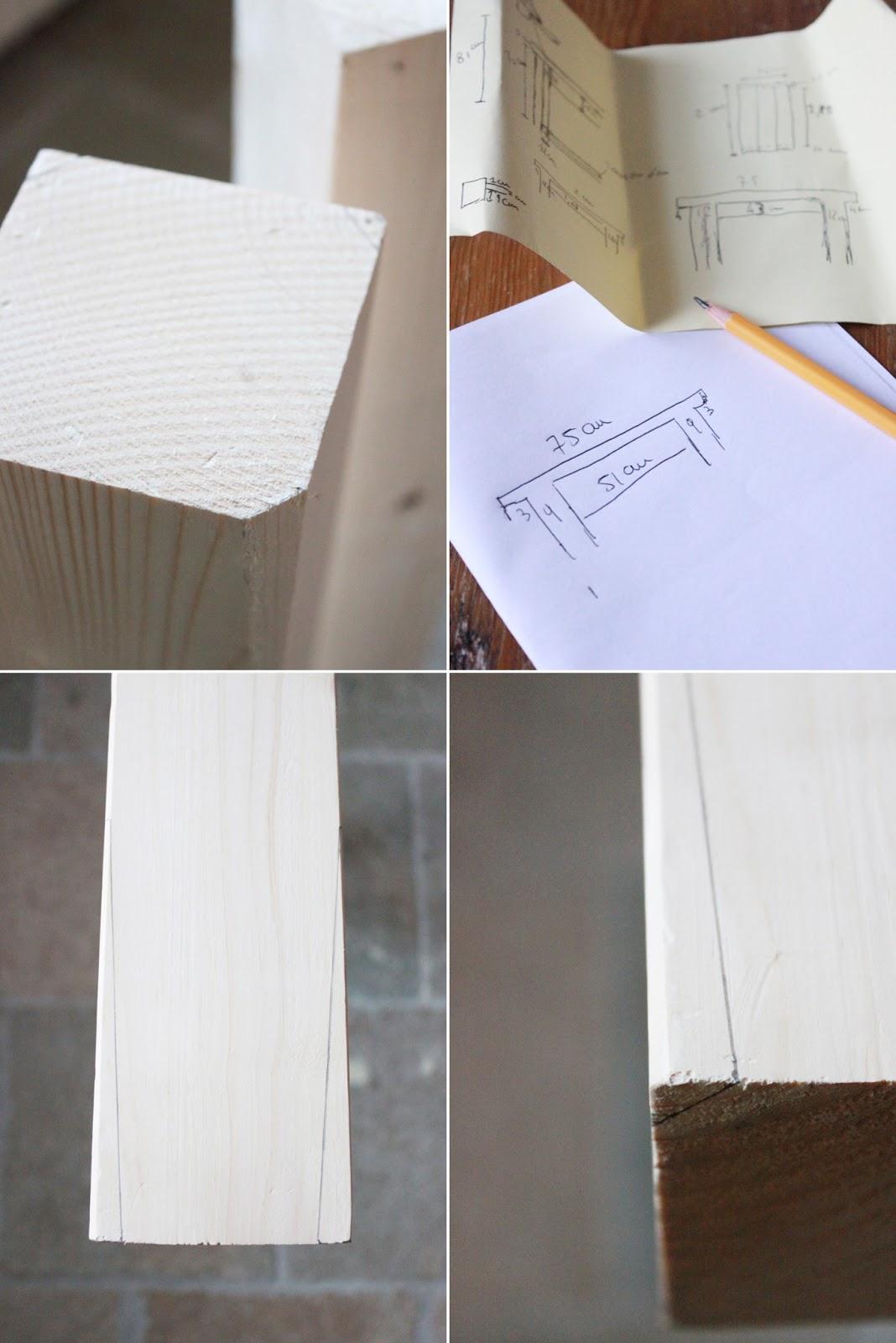 Per fare un tavolo, ci vuole il legno   shabby chic interiors