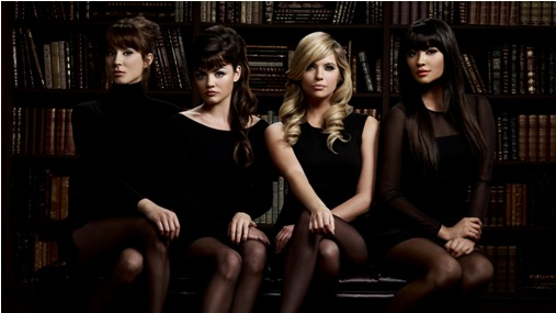 Pretty Little Liars PLL A Aria