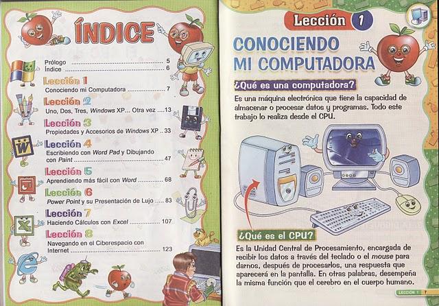 TecnorecursosPR: Partes de la computadora para aprender e imprimir
