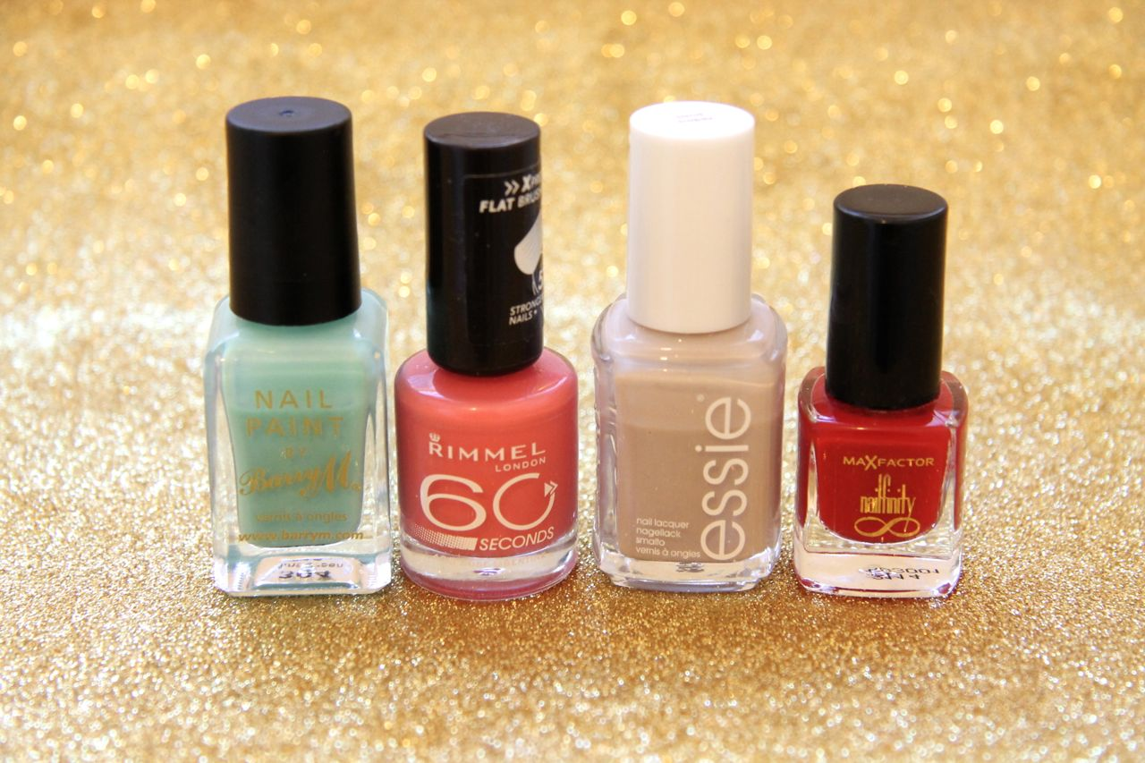 best nail varnish brands