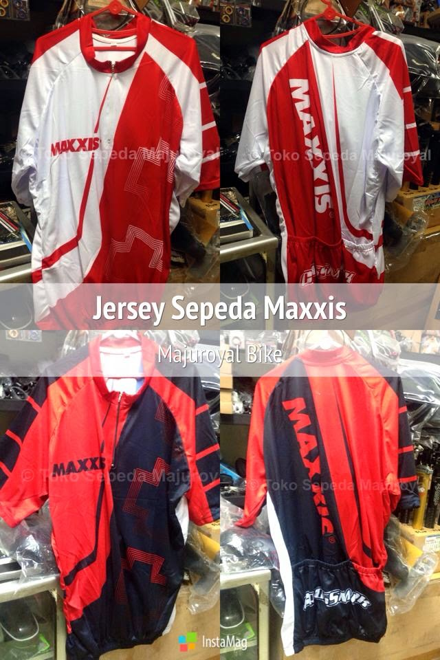 Jersey Sepeda Mtb Maxxis