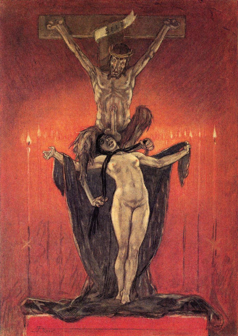 Satan was a lady - 3 part 3